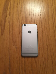 Iphone 6 16GB SPACE GREY/BELL **350$*** West Island Greater Montréal image 2