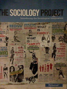 THE SOCIOLOGY PROJECT - INTRO. THE SOCIOLOGICAL IMAGINATION