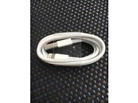 Genuine Apple iPhone/iPad/iPod cable