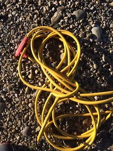 25' extension cord Brand new   Used twice