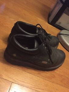 Steel toe shoes CSA approved