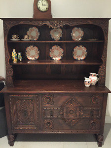 "Oak Hutch ""Welsh Dresser"""