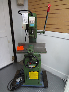 Canwood 1HP Stationary Chisel Mortiser