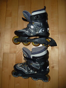 Used Women's Roller Blades K2 Camano M Sz 8.5