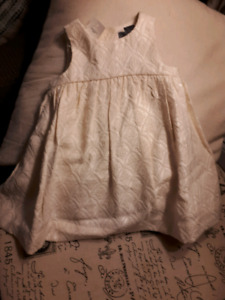 Size 3 to 6 month Baby Gap dress