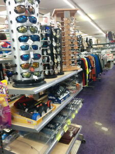 General Merchandise Store Closing Sale