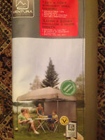 GAZEBO - Ventura 10ft by 10ft Straight Wall - Brand New!