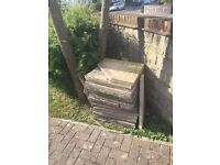 Free paving slabs buyer collect