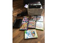 Xbox Kinect and u draw bundle with games