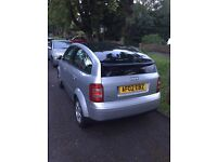 Audi A2 1.4tdi for sale