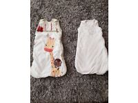 Baby sleeping bag bundle