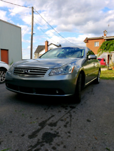 Low mileage! Clean infiniti m35x