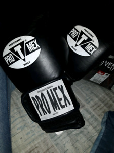 Boxing Gloves Professional Pro T Mex Mexico