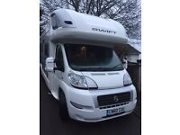 Swift Kontiki 669 with 6 berths. IMMACULATE