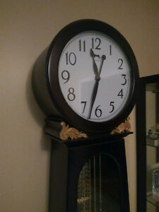 Selling Wooden Grandfather Clock Messica