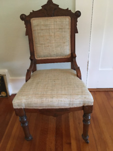 Unusual Small Chair