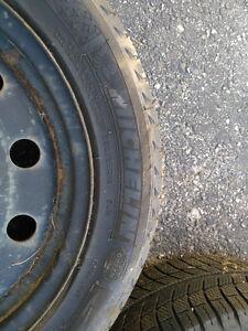 Michelin winter tires for sale - 205/55/R16