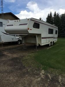 Okanogan Fifth Wheel