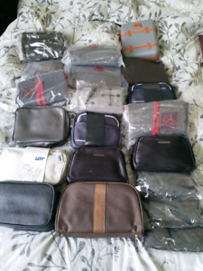 Various Airline amenity bags 40$ for all pictured