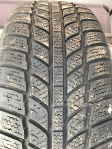 4 pneus d'hiver 205 55 16 winter tires