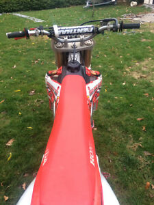 Crf 250r Dual exhaust
