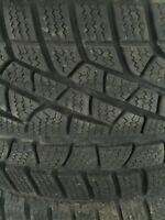 4 Winter tires Pirelli sottozero 245/40r19
