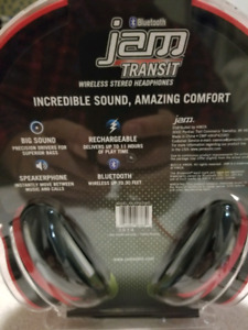 Wireless stereo headphone