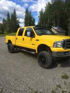 2006 Ford F-350 Amarillo Pickup Truck
