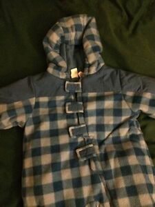 Infant snowsuit 0-6 mos.