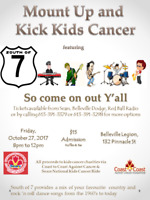 Kickin' Kids Cancer