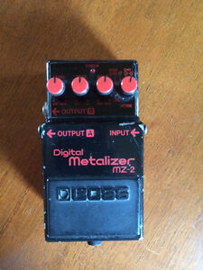 Boss MZ-2 Metalizer $80 or Trade for....