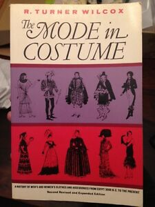 The mode in costume R. Turner Wilcox