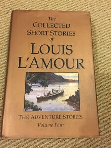 LOUIS L'AMOUR-first edition book~FOR THE WESTERN FAN