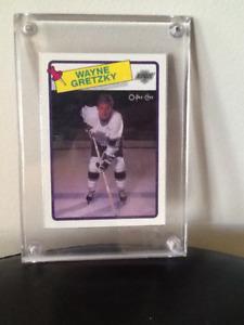 Wayne Gretzky Sports Card