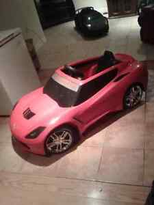 2015 corvette and lambo power wheels like new
