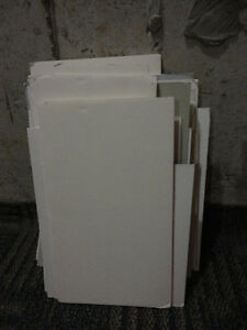 Lot of 25 assorted chip board for DIY projects, painting, crafts London Ontario image 4