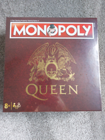 Queen Monopoly (New & Sealed)