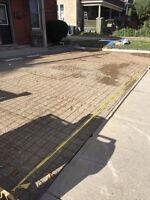 Parging foundation,concrete work
