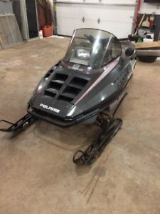 Indy Trail Snowmobile
