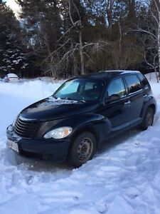 2008 Chrysler PT Cruiser SUV, Crossover