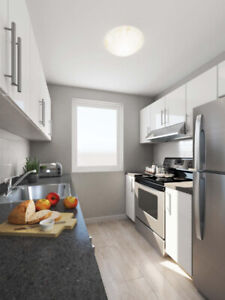 Fully Renovated 2 BDR Unit Available