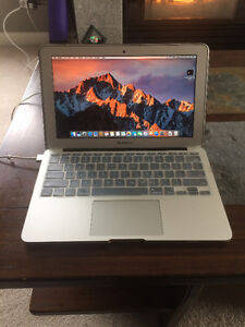 "11"" Macbook Air 2015"
