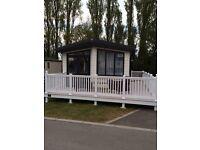 Caravan hire in Poole Dorset at Rockley park
