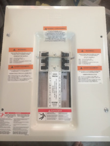 Federal Pioneer 60 Amp 20 Circuit Generator Panel new in the box