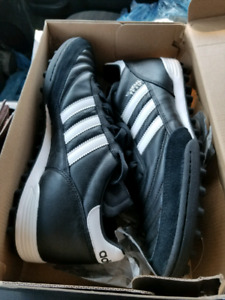 New in box - Adidas Team Mundial cleats size 10