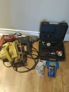 power tools sold as lot
