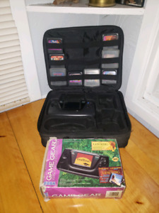 Sega game gear lot