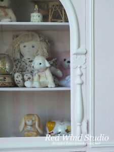 Pink Cashmere Cabinet by Red Wind Studio Kitchener / Waterloo Kitchener Area image 6