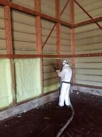 SPRAY FOAM INSULATION & POLYURETHANE CONCRETE RAISING