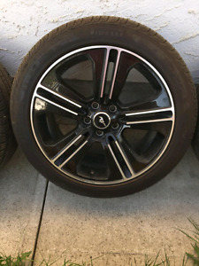 California Special Mustang Wheels